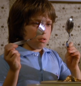 """We have GOT to stop having Uri Geller round for dinner."""