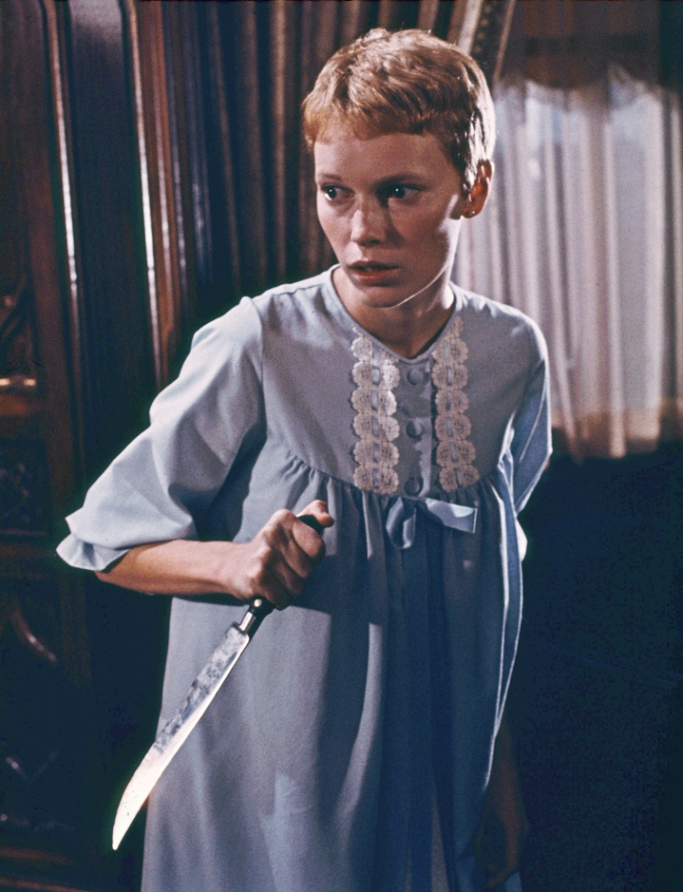Welcome to Rosemary's Baby Bookstore