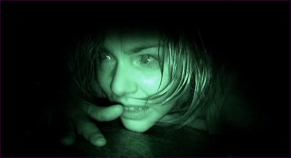 Rec - one of the best ever 'found footage' films now on blu-ray.......