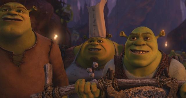 Shrek Forever After Screen Goblin