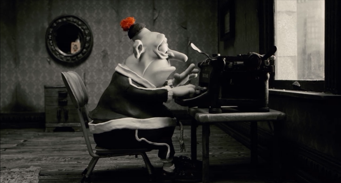 Mary And Max Screen Goblin